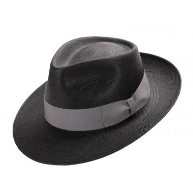 Daren black Panama hat for...