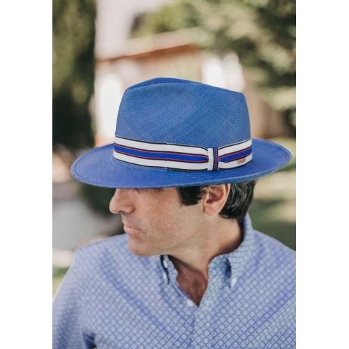 sombrero-hombre-panama-delta-paja-toquillera-azul-Fernandez-y-Roche-2019
