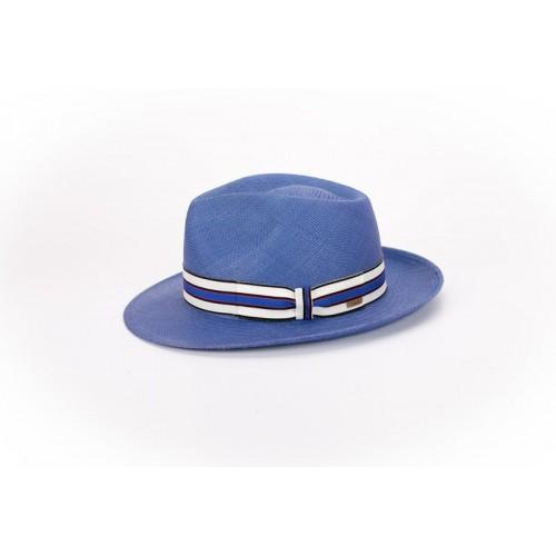 sombrero-hombre-panama-delta-paja-toquillera-azul-Fernandez-y-Roche-3