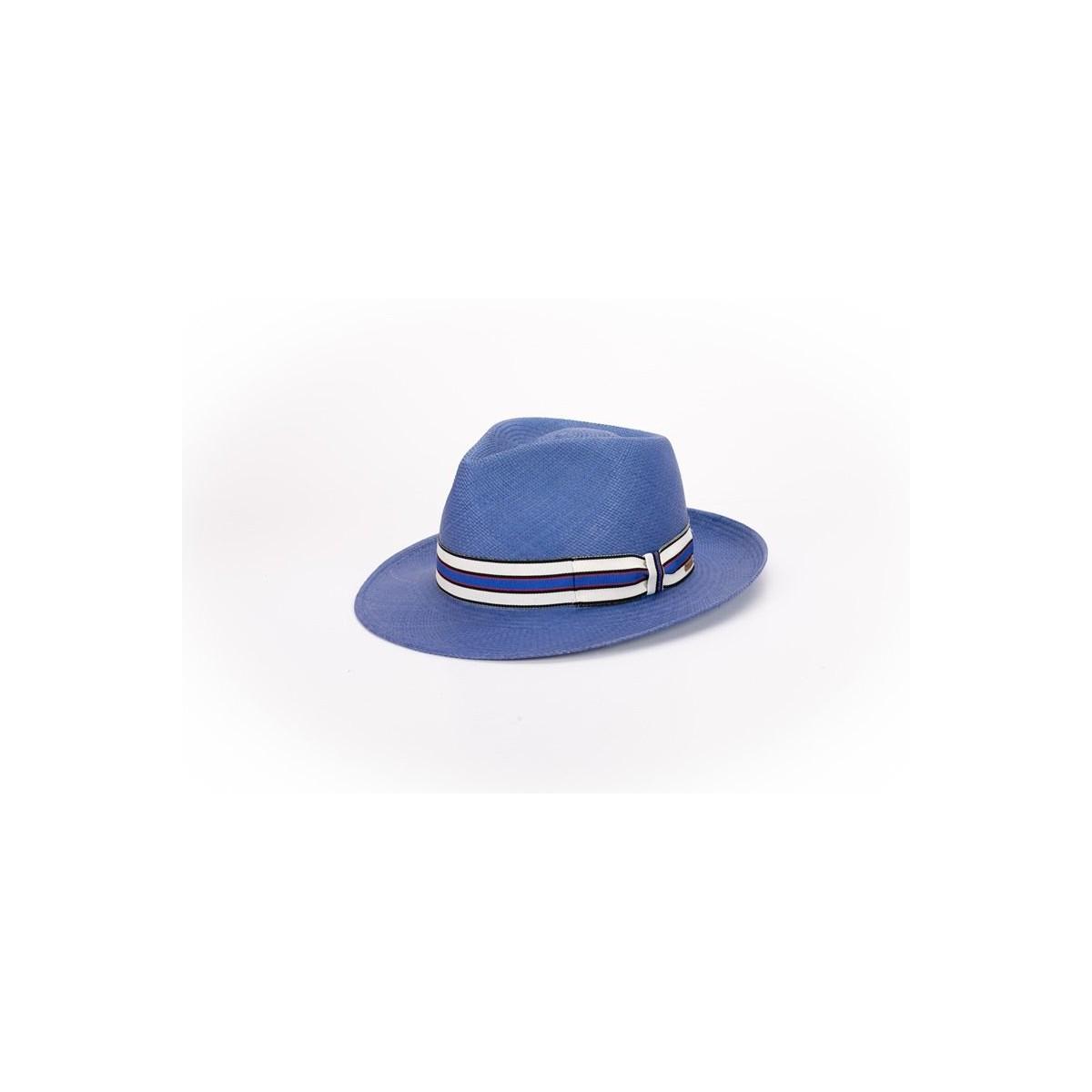 sombrero-hombre-panama-delta-paja-toquillera-azul-Fernandez-y-Roche-1