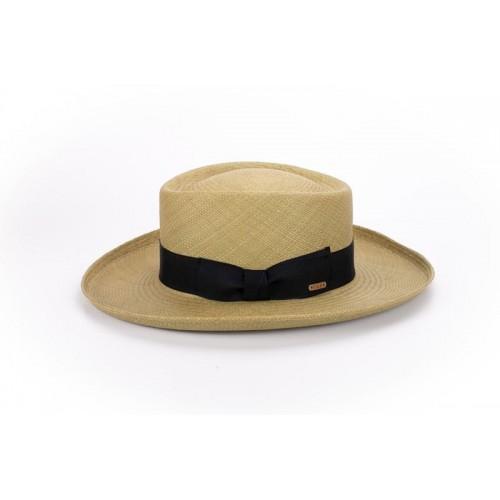 sombrero-hombre-panama-jambi-paja-toquillera-kaki-Fernandez-y-Roche-3