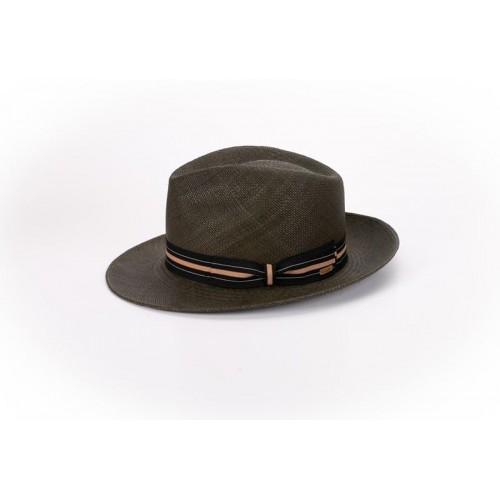 sombrero-hombre-panama-kevin-paja-toquillera-verde-botella-Fernandez-y-Roche-3
