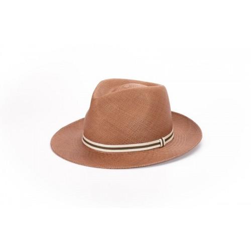 sombrero-hombre-panama-reyter-paja-toquillera-chocolate-Fernandez-y-Roche