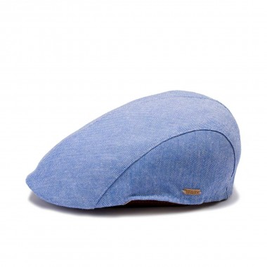 Cap made in a fabric 50% cotton 50% viscose. Fernández y Roche