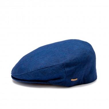 Lagos model flat-cut cap. Fernández y Roche