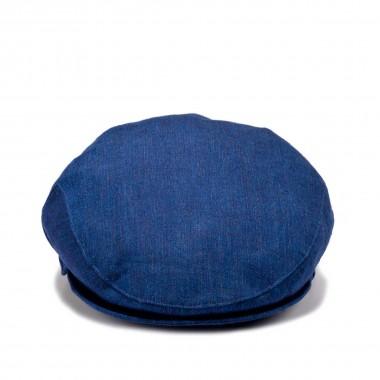 Lagos gorra de corte plano color azul. Fernández y Roche.