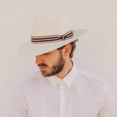Sombrero Genil panamá. Fernández y Roche