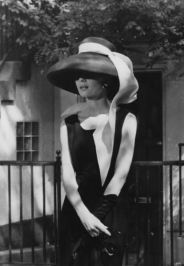 sombreros más icónicos portada audrey