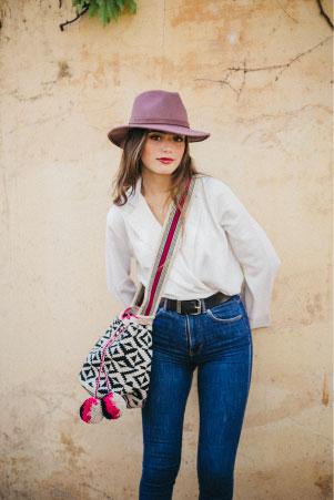 sombreros para esta primavera enrollables mujer