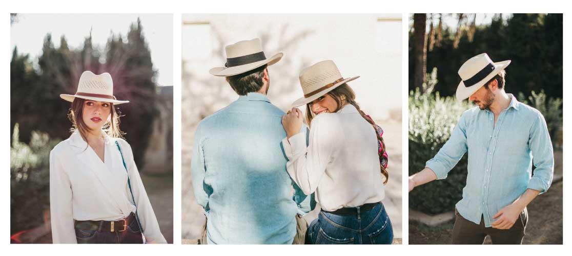 sombreros para esta primavera panama