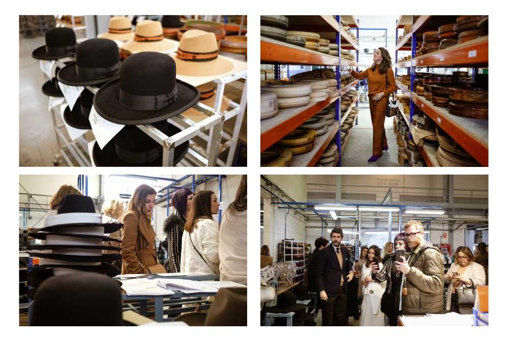 fabrica Fernandez y roche sombreros