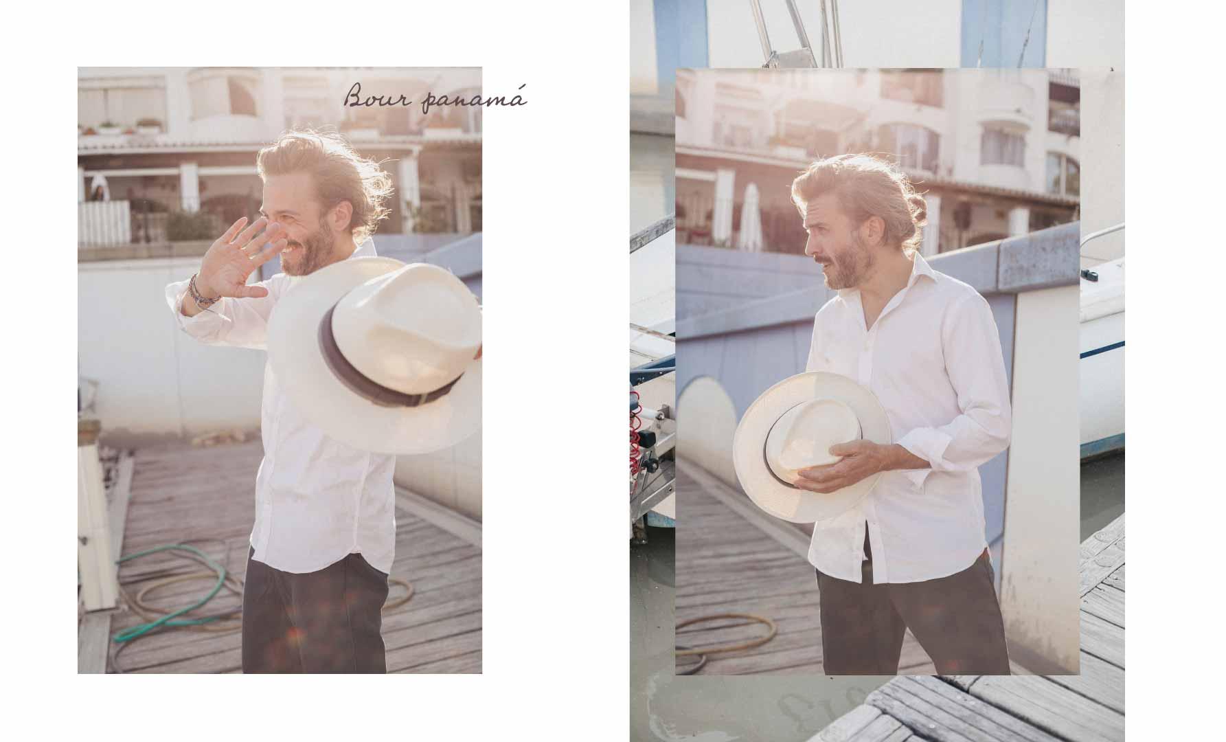 Los sombreros Bour