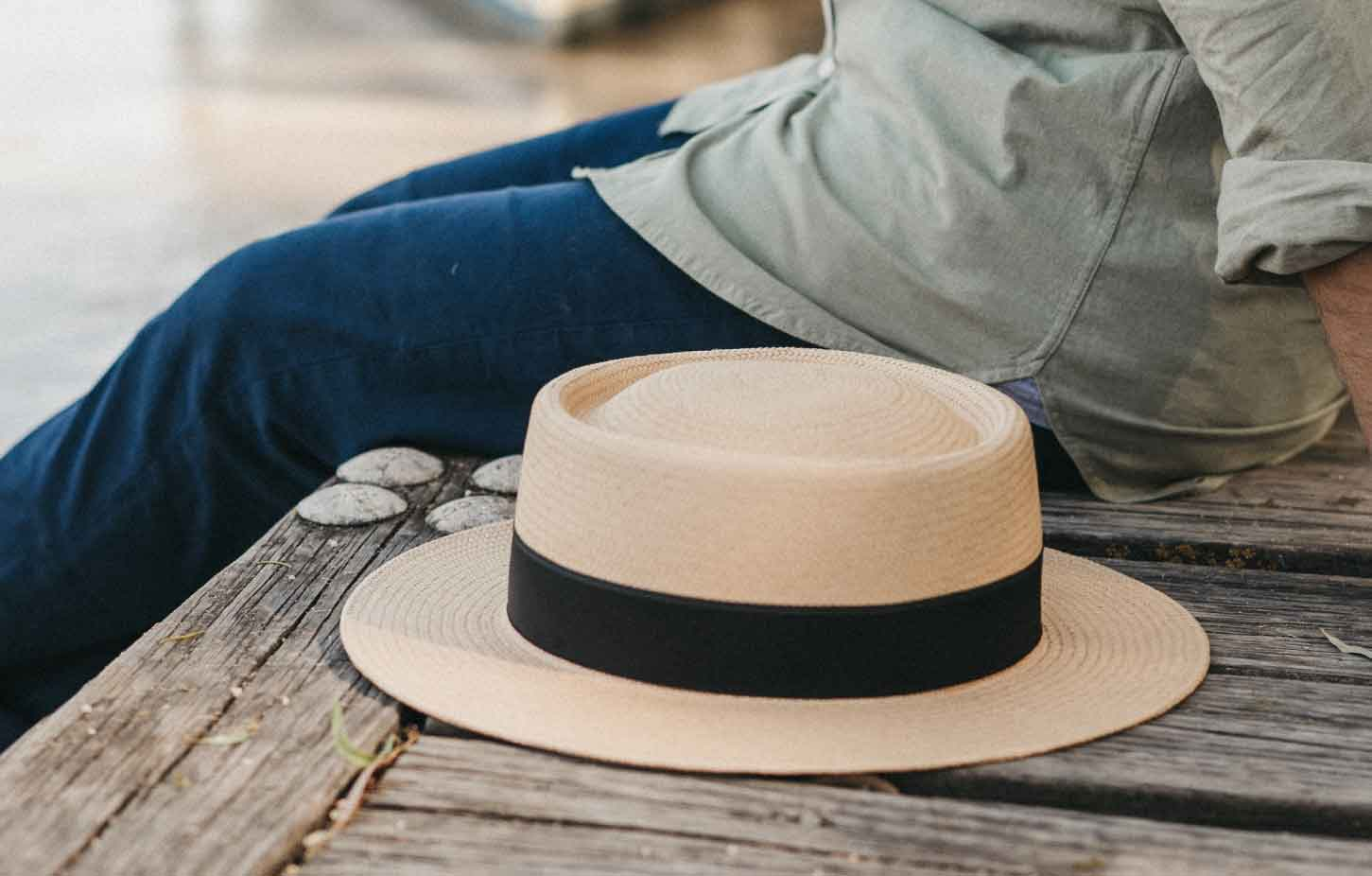 sombrero del verano portada