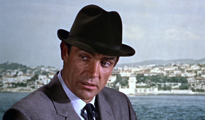 James Bond Trilby